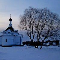 Крещенский вечер (2) :: Михаил Попов