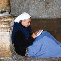 "Иерусалим: Храм Гроба Господня - ""Паломница"" :: Aleks Ben Israel"