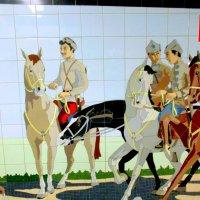 Мозаика в подземном переходе Ростова-на-Дону :: Нина Бутко