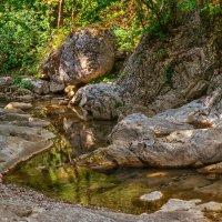 Река Коккозка в Крыму :: Marina Timoveewa