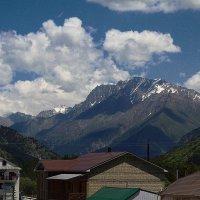 Крыши горного городка :: M Marikfoto