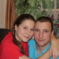 Брат с сестрой :: Евгения Трушкина