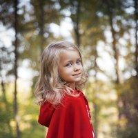 Фотопроект: Красная шапочка :: Мария Ларсен