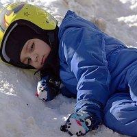 Молодой горнолыжник :: Асылбек Айманов