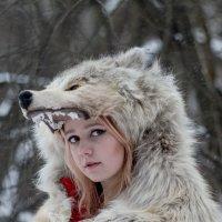 Little Red Riding Hood :: Юля Грек