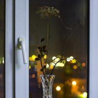 У окна ... :: Олег Кондрашов