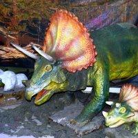 Динозавры :: Вячеслав Платонов