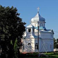 Зачатьевский храм. Погар. Брянская область :: MILAV V