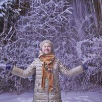 засыпало снегом :: Седа Ковтун
