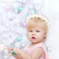 новогодний портрет :: Мадина Скоморохова