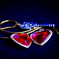 Ключ к сердцу :: Мария Ларионова