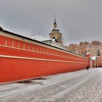 Покровский ставропигиальный женский монастырь св.Матроны Московской... :: Юрий Яньков