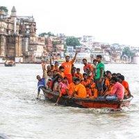 Веселье на реке Ганга :: Нормундс Капостиньш