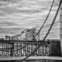 Мост Ломоносова Санкт-Петербург :: Игорь Свет