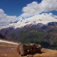 Пенек, который залез на гору :: M Marikfoto