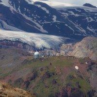 Обсерватория под ледником :: M Marikfoto