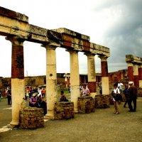 Дни Италии  Первый день Помпеи :: олег свирский