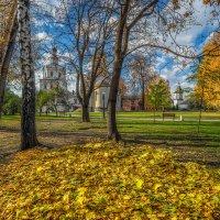 Спасо-Андрониковский монастырь :: mila
