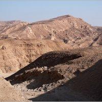 Пустыня Негев. Израиль. :: Lmark