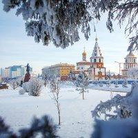 Зима 2018 :: Алексей Белик