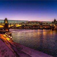 Андреевский мост :: Михаил Волков