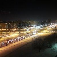 Ночь в Санкт-Петербурге. :: Татьяна Бочок