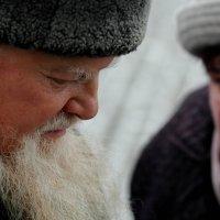 ...и борода его седа... :: Юрий Гайворонский