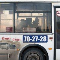 Шел по городу автобус :: Татьяна Копосова