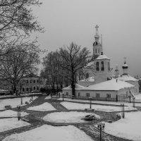 Зимний храм :: Сергей Цветков