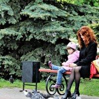 Мама+ :: Владимир Холодницкий