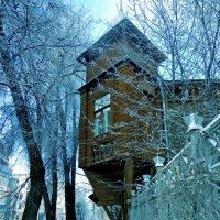зимняя улица :: Наталья Сазонова