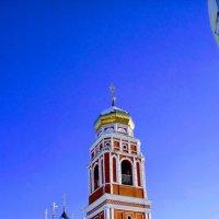 Троицкая церковь в городе Болхов :: Леонид Абросимов