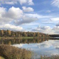 Небо осени :: Ekaterina Podolina