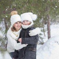 Рождественские забавы :: Елена Князева