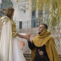 Принц и Золушка :: Ирина