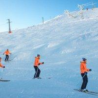 лыжница IMG_9706 :: Олег Петрушин