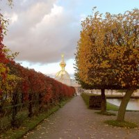 Осенняя картина. :: VasiLina *