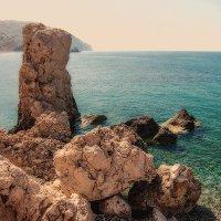 Пляж Афродиты ( Кипр :: Вячеслав Попов
