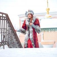 Боярыня :: Наталья Мячикова
