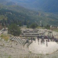Дафни в греции :: Ариэль Volodkova
