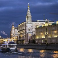 Маленький путешественник. :: Viacheslav Birukov