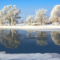 Мороз и солнце,день чудесный . . . :: Евгений Кузнецов