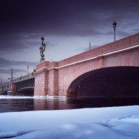 Мосты Петербурга. Троицкий мост :: Валерий Шейкин