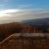Вид с горы Ахун :: Юлия Ненахова