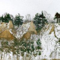 Полесские горы :: Сергей Тарабара