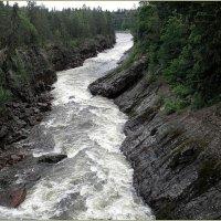 Река Вуокса :: Вера