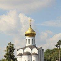Соьор Пимена Угрешского :: Nikolay Monahov