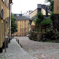 Стокгольм :: Tanja Gerster