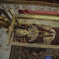 Venezia. Le reliquie di Santa Elena nella Chiesa di Santa Elena. :: Игорь Олегович Кравченко