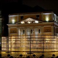 Рождество в Москве :: Ирина Фирсова